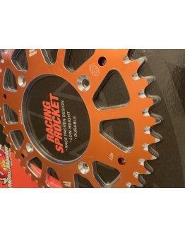 Rozeta KTM Freeride Moto-Master dural 70/75 oranžová