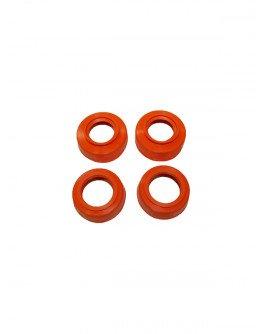 Tesniace manžety ložísk KTM/Husaberg 07-15 oranžové