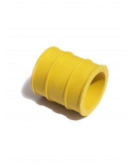 Spojovacia gumka výfuku žltá