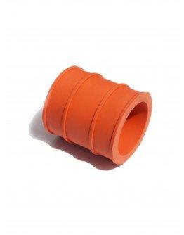 Spojovacia gumka výfuku oranžová