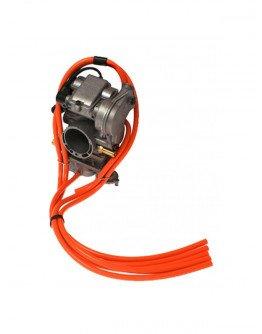 Hadičky karburátora oranžové 5KS