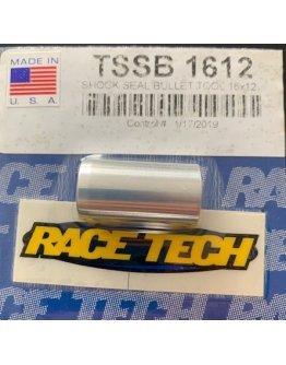 SHOCK seal bullet-aplikátor pre bezpečné nasúvanie tes.hlavice zadného tlmiča 16x12mm