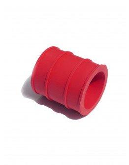 Spojovacia gumka výfuku červená