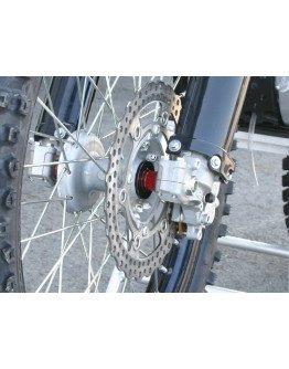 Vymedzenie predného kolesa CR125/250 02-07, CRF 250/450