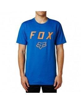 Pánske tričko Fox Contended SS Tech Tee Dusty Blue