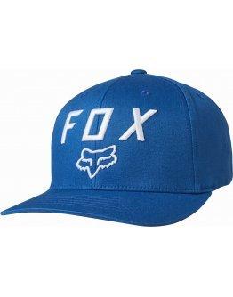 Detská šiltovka Fox Legacy Moth Royal blue