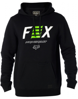 Pánska mikina Fox Pro Circuit Po Fleece black