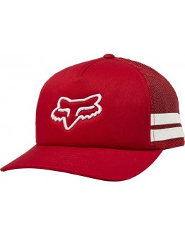 Dámska šiltovka Fox Head Trik Trucker chilli
