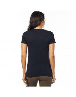 Dámske tričko Fox Drips Ss Crew black