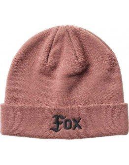 Dámska zimná čiapka Fox Flat Track rose