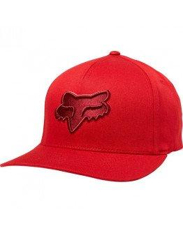 Šiltovka Fox Epicycle  Flexfit cardinal