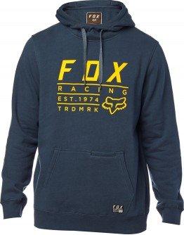Pánska mikina Fox Lockwood Pullover Feece navy