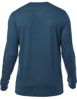 Pánske tričko Fox Slyder Ls Knit navy