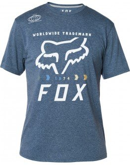Pánske tričko Fox Murc Fctry SS Tech cobalt