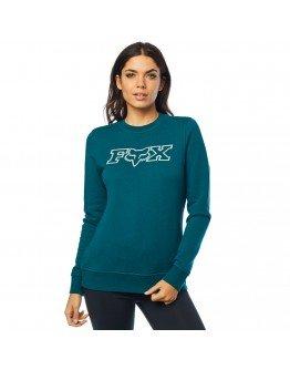 Dámska mikina Fox Fheadx Crew Fleece Jade