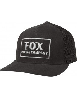 Šiltovka Fox Heater Snapback black