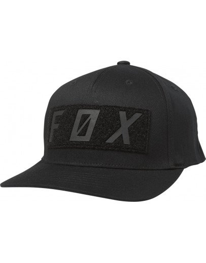 Šiltovka Fox Backslash Snapback black