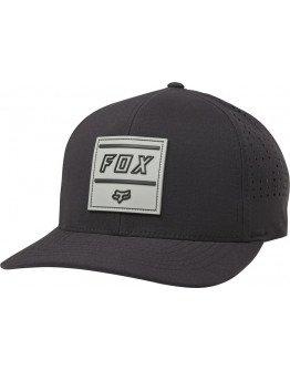 Šiltovka Fox Midway Flexfit black