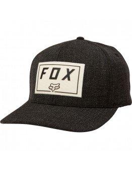 Šiltovka Fox Trace Flexfit black
