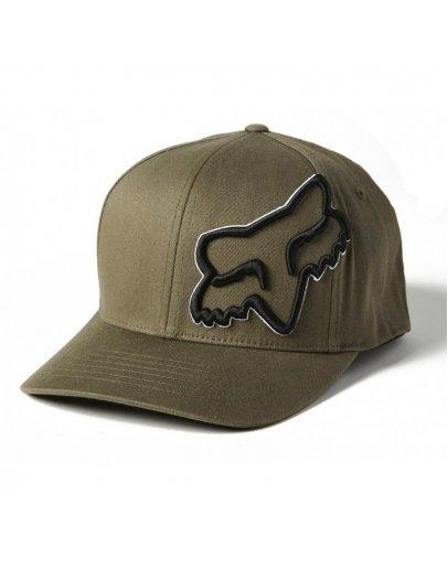Šiltovka Fox Episcope Flexfit Hat olive green