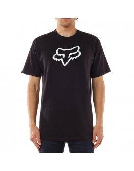 Pánske tričko Fox Legacy Head SS black