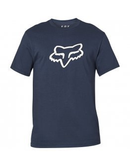 Pánske tričko Fox Legacy Head SS midnight