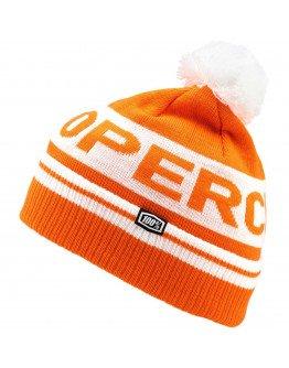 Zimná čiapka 100% orange