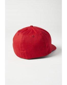Šiltovka Fox Emblem Flexfit Hat chilli