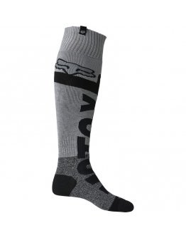 Ponožky FOX Trice Coolmax Thick negro/gris