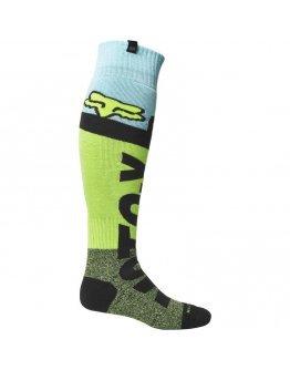 Ponožky FOX Trice Coolmax Thick fluo yellow