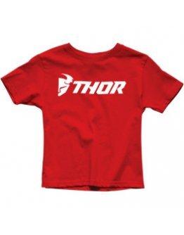 Detské tričko Thor S8Y Loud red