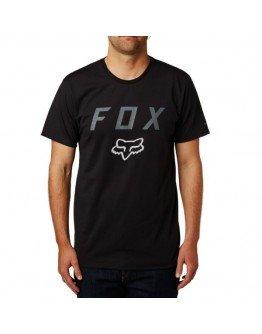 Pánske tričko Fox Contended SS Tech Tee Black 2018