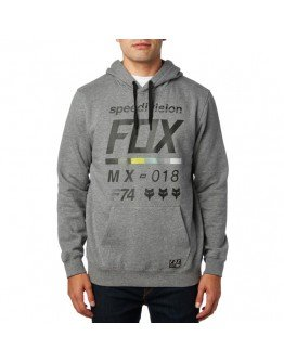 Pánska mikina Fox District 2 Pullover Fleece Heather Graphic 2018