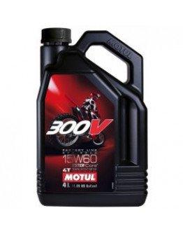 MOTUL 300V 4T Factory Line 15W60 4L