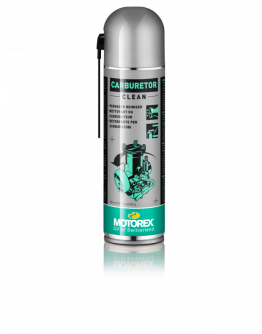 Motorex CARBURETOR clean spray 500ml