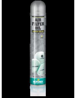 Motorex AIR FILTER OIL SPRAY 655 750ml
