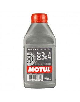 MOTUL DOT 3&4 Brake fluid (brzdová kvapalina)