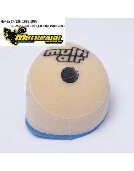 Vzduchový filter Multi AIR Honda CR 125 1989-1997,CR 250 1988-1996,CR 500 1989-2001