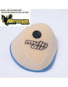 Vzduchový filter Multi AIR Honda CRF 250 2004-2009,CRF 450 2003-2008