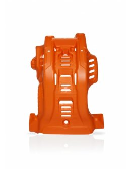 Kryt pod motor Acerbis KTM EXC-F 250/350 2020-2021 oranžový