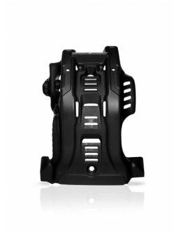 Kryt pod motor Acerbis KTM EXC-F 250/350 2020-2021 čierny