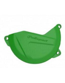 Plastový kryt krytu spojky KXF 450 2016-2018 zelený
