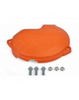 Plastový kryt krytu spojky KTM EXCF/XCF-W 250/350 17-20 oranžový