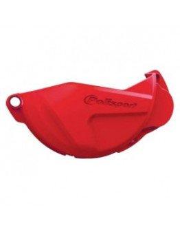 Plastový kryt krytu spojky CRF 250 2013-2017 červený