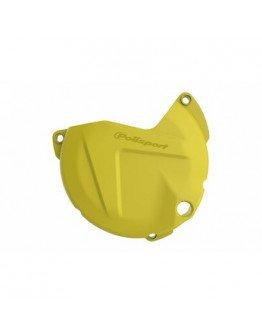 Plastový kryt krytu spojky RMZ 450 2011-2017 žltý