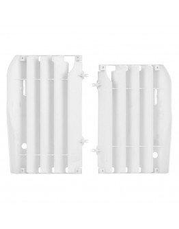 Mriežky chladiča CRF 450 2009-2012 biele