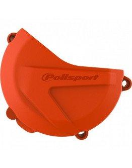 Plastový kryt krytu spojky KTM SX 125/150 16-18,XCW 125/150 17-18 oranžový
