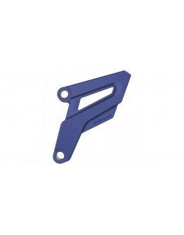 Kryt vývodového koliečka Yamaha YZ 125 05-21, Honda CR/CRF modrý
