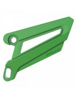 Kryt vývodového koliečka KX 125/250 05-08, KXF 250 17-18, KXF 450 06-18 zelený