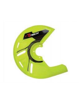 Kryt predného kotúča R-tech neon yellow